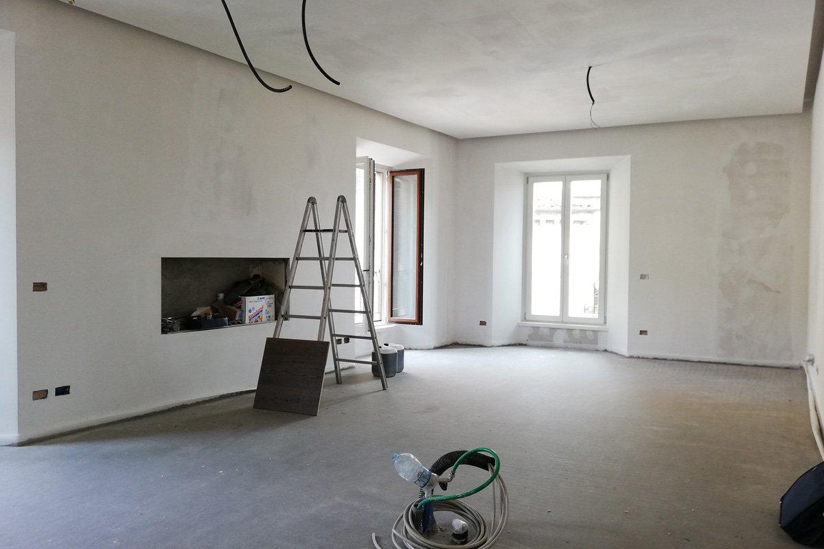 Ristrutturazione appartamento salò
